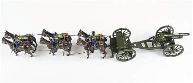 Hocker Royal Horse Artillery At Halt