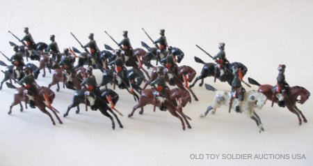 3: Britains Set #61 3rd Madras Cavalry