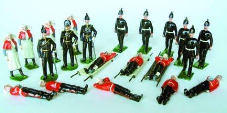 11: Britains Set #137 Royal Army Medical Corps