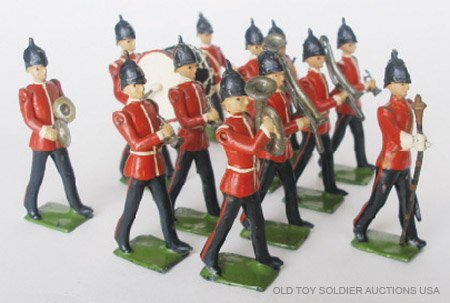 24: Britains Set #27 Band of the Line.