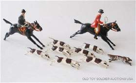 126 Britains 1446 Fox Hunt Full Cry