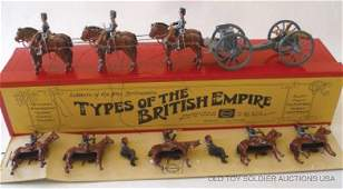 260 Hocker Royal Horse Artillery Gun Team and Escort