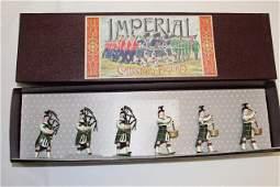 Imperial set #10b S. Australian Scottish P&D