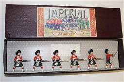 Imperial set #12a The Black Watch 1895