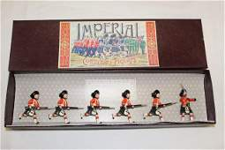 Imperial set #13a The Black Watch 1895
