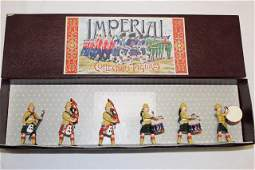 Imperial set #25a The Black Watch P&D 1900