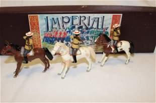 Imperial set #34 Natal Native Horse