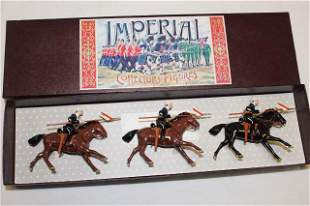Imperial set #39 17th Lancers 1879
