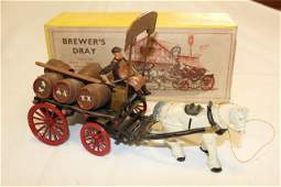 FG Taylor  Sons Brewers Dray