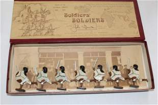 Soldiers' Soldiers Sudanese Warriors
