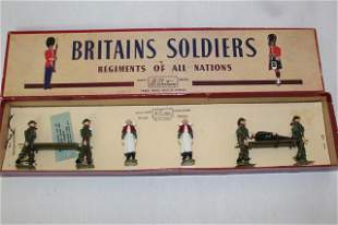 Britains set #1723 Royal Army Medical Corps