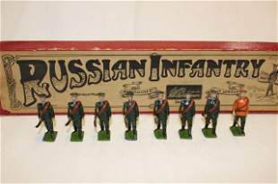 Britains set #133 Russian Infantry