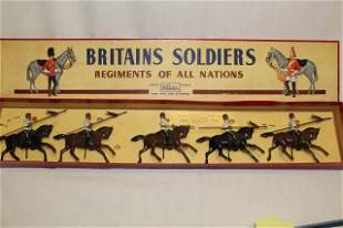 Britains set #115 Egyptian Cavalry