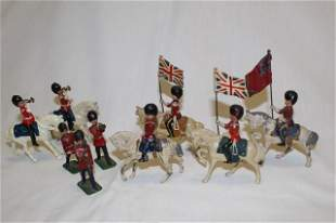 Johillco Cavalry & Infantry group