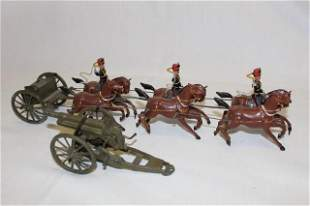 From Britains set #39 Royal Horse Artillery