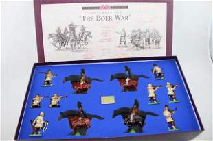 Britains set #00259 Boer War Centenary Set
