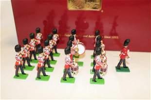 Britains #41175 Grenadier Gds. Drum & Fife Band