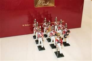Britains set #43103 Coldstream Guards Band 1815
