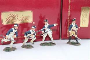 Britains Redoubt 10 sets #s 17759, 17763