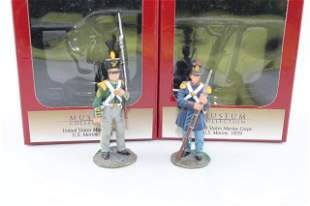 Britains Museum Collection #s 10035, 10038