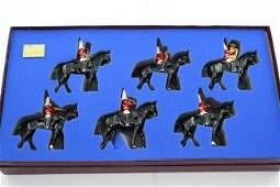 Britains set #5295 Life Guards Mounted Band 2