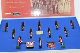 Britains #00215 Scots Guards Colour Party 1899