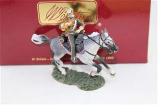 Britains set #36035 French 4th Lancers Bugler