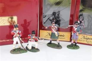 Britains 17995, 36033 & 36034 British