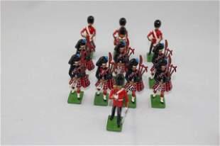 Britains set #8305 Scots Guards Pipes & Drums