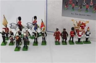 Britains New Metal Models assortment