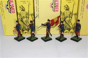 Alymer Spanish Infantry 1910