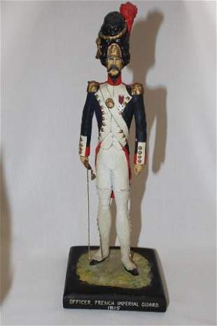 Arthur, Officer French Imperial Guard 1815