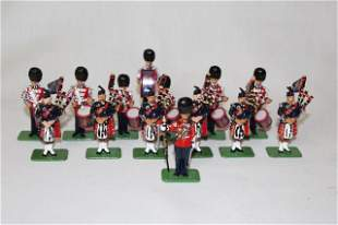 Britains Pipes and Drums, Scots Guards