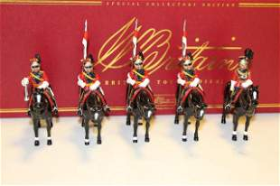 Britains set #00076 Sixteenth Lancers