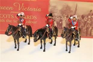 Britains set #40209 Queen Victoria Presenting