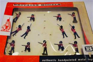 From Britains Set #9321 Grenadier Guards