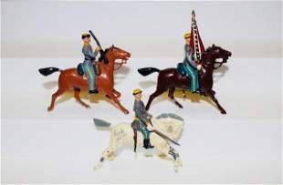 From Britains Set #2055 Confederate Cavalry