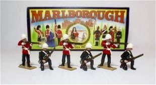 Marlborough #MF16 British Infantry Sudan 1880's