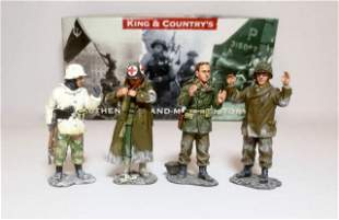 "King & Country #BBG04 ""GI Prisoners"""