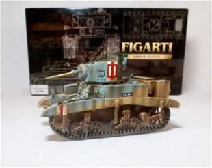 """Figarti #B3208 M3 """"Honey"""" British Light Tank"""