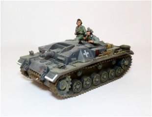 King & Country #FOB038 Sturmgeschutz III Ausf. B
