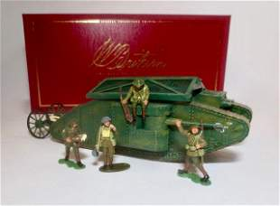 "Britains Set #08946 Mark I Tank ""Mother Male"""