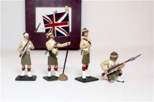 "John Eden Studios ""The Cameron Highlanders"""