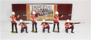 Imperial #43 24th Foot, Zulu War 1879