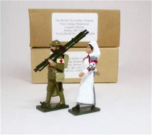 The British Toy Soldier Company #83 & #84