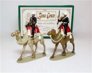 Beau Geste #185A Carabinieri's Camel Corps