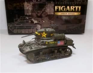 Figarti #A3203 WW2 Stuart Light Tank