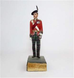 H.F. Willetts King's Own Scottish Borderers 1911