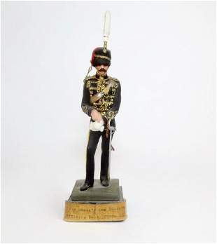 H.F. Willetts 7th Queen's Own Hussars
