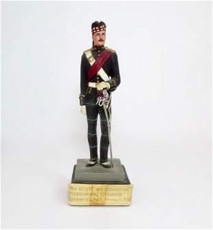 H.F. Willetts Argyll & Sutherland Highlanders
